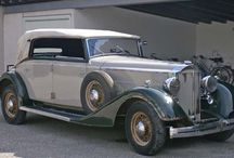 Packard Automobiles / by Woody Spriggs