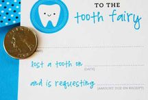 Tooth Fairy Ideas / by Sarah {this crazy blessed life}