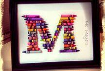 Teacher gifts / by Tanya Ashford