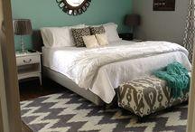 Bedroom Inspiration/DIY Ideas / by Kaitlyn Cunningham