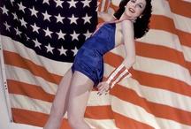Patriotic Ladies / by Lone Star Pin-up