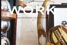 Life and Work, Malene Birger's life in pictures / by By Malene Birger