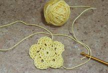 crocheting / by Debbie Kalish