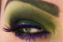 Make-up  / by Jamie Wake/Ruiz/Race