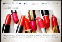 Lipstick  / by The Wall Street Journal