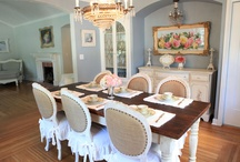 French Design and Country Decor / by Teresa Johnson