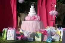 Ballerina baby shower / by Alejandra Roque
