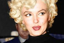 Vintage icon - Marilyn Monroe / by Dejana Ivancevic