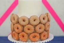 Donut Party Ideas / by Gretchen | Three Little Monkeys Studio