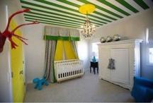 Playroom ideas / by MaryAnn Perry