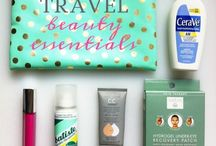 Travel Beauty Essentials / by Marriott Hotels