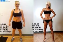 Healthy: Get Fit / Motivation. Goals. Tips and Tricks.  / by Amanda Pratt