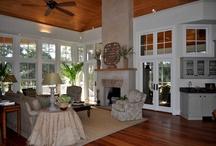 Living rooms I like / by Rose Penhale