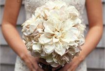Wedding + Bouquets / by Brittney Nichole Designs