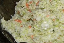 Side dishes / by Kay Groom
