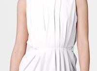 little white dress / by Sarah Mazur