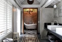 bathrooms / by Mary Talton
