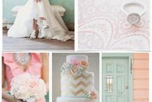 Color Palettes / Trendy & beautiful color schemes  / by Owens Flower Shop