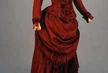 Natural Form & Cuirass Body (1875-1883) / by Elizabeth Montgomery