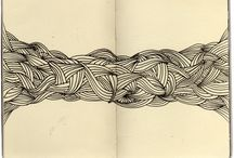 Zentangles and Doodles and such / by Nicole O'Brien
