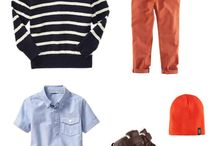Dressing the boys / by Heather O'Leary