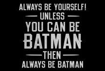 Batman Funny's / by Wade Schulz