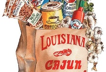 Cajun Cookin / by Jim Panlener