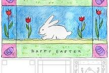 Art Ed:  Springtime Art Projects / by Rachel Bingham