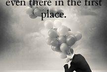Good quotes / by Ashtin Wittenburg