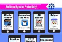 Productivity & Organization Technology / by Alyssa Hart