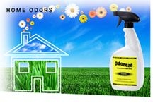 Eco Deodorizer Sprays / Odoreze™ Natural Odor Eliminator Spray is a green deodorizer spray that eliminates smell using the power of nature without covering-up with fragrances. This bio-based concentrated eco deodorizer spray dilutes 1:256  & really works to get the odor out! Odors simply don't stand a chance with this green cleaner! / by How to Remove Odor | NoOdor.com