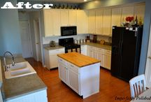 KITCHEN REMODEL / by Nicole Andrus