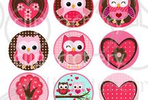 OVES Owls / by Kelli Iverson
