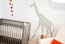 nursery design ideas / by Katie Savage