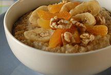 Better Breakfasts / by Tina_Vega