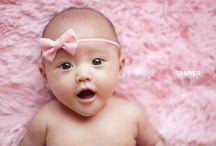 Babies Posing Ideas / by Skye Devoe