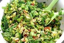 Salads / by Chev G