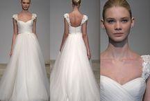 Wedding Dresses. / by Laurence Côté-Julien