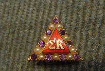 All things Sigma Kappa... / by Julie Hovis-Diaz