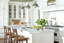 kitchens / inspiration for a dreamy kitchen / by barn owl primitives