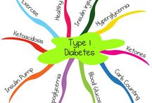 Life with Type 1 Diabetes / by Kelly Worden