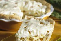 Pies, Puddings & Cobblers / by Linda Deweese-Brown