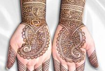 Henna Designs / by Donna
