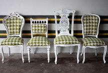 Decor:  Furniture and such / by Mrs. Greene