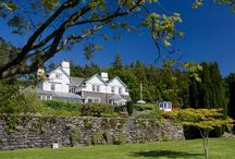 The Hotel Exterior / by Lindeth Fell Country House Hotel