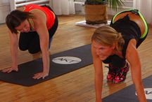 workouts / by Amy {fun-baby-shower-ideas.com}