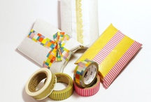 Washi Tape  / by See Vanessa Craft