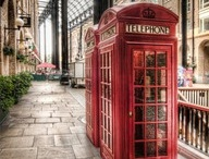London Calling / by Stephanie Gray