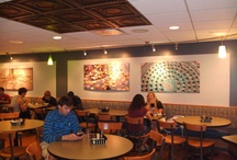 Dining Center Refresh / by Brittney Rutherford