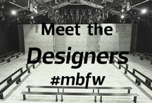 Meet the Designers  #MBFW / Get to know the designers of #MBFW S/S 2015.   Want more? Head to http://mbfashionweek.com/new-york/schedule for more info about our designers.  / by Mercedes-Benz Fashion Week